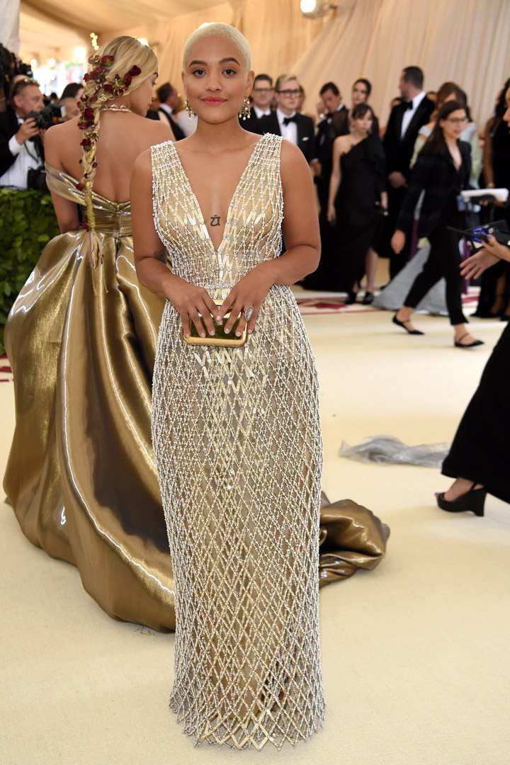 Kiersey Clemons Looks Met Gala 2018