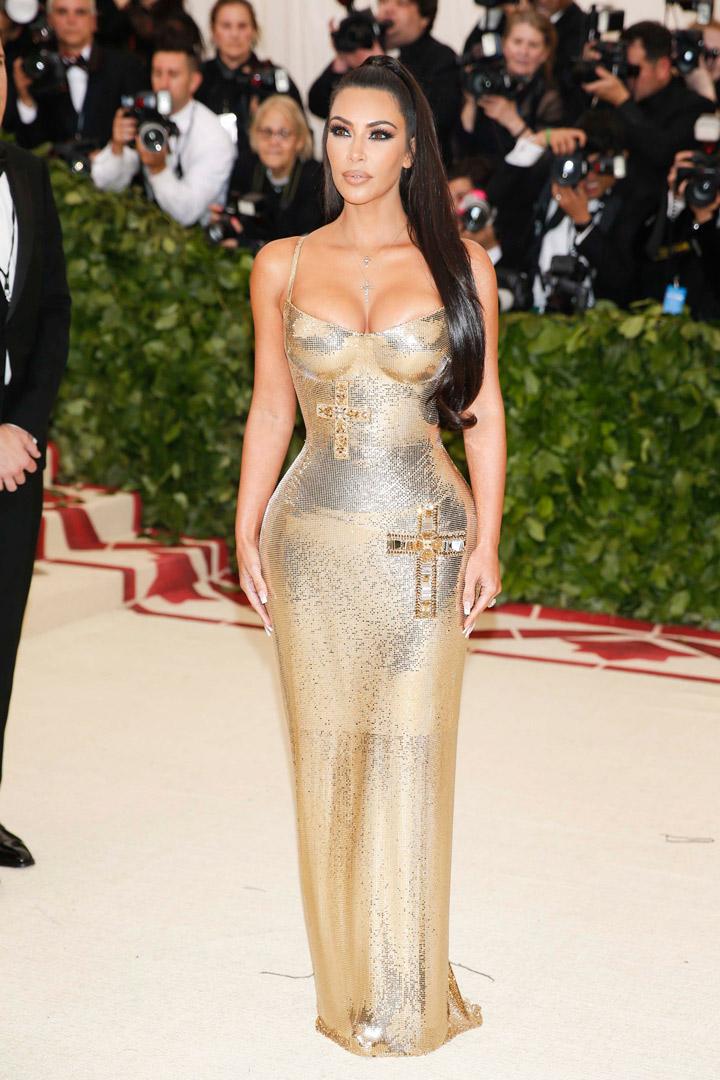 Kim Kardashian Looks Met Gala 2018