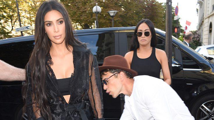 Kim Kardashian Acosador