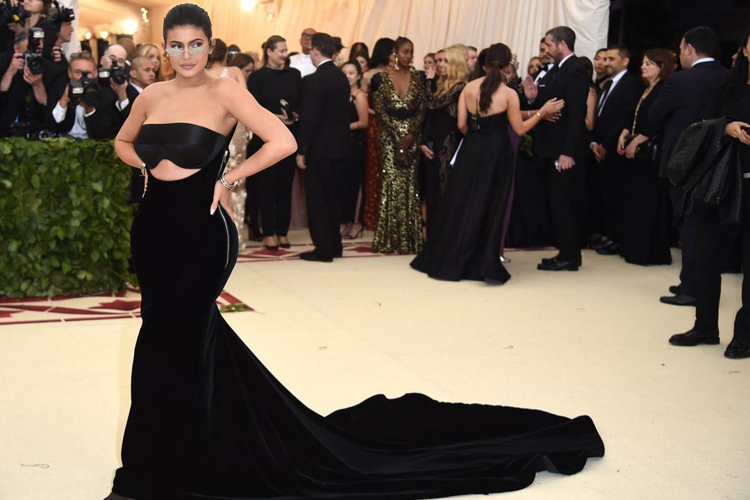 Kylie Jenner Looks Met Gala 2018