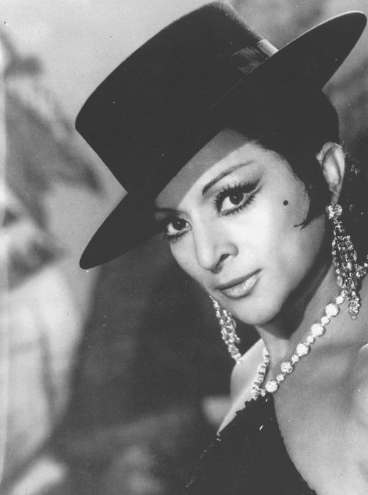 Lola Flores también era conocida como La Faraona