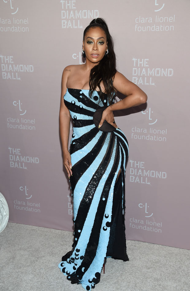 La La Anthony Diamond Ball 2018