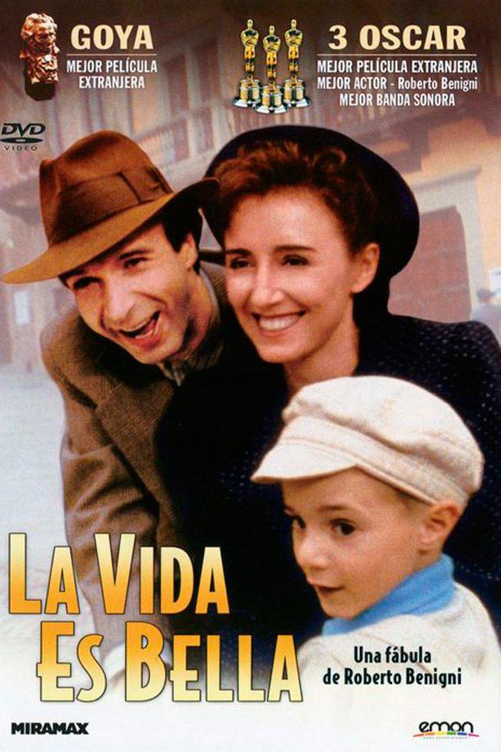 películas para ver en familia la vida es bella