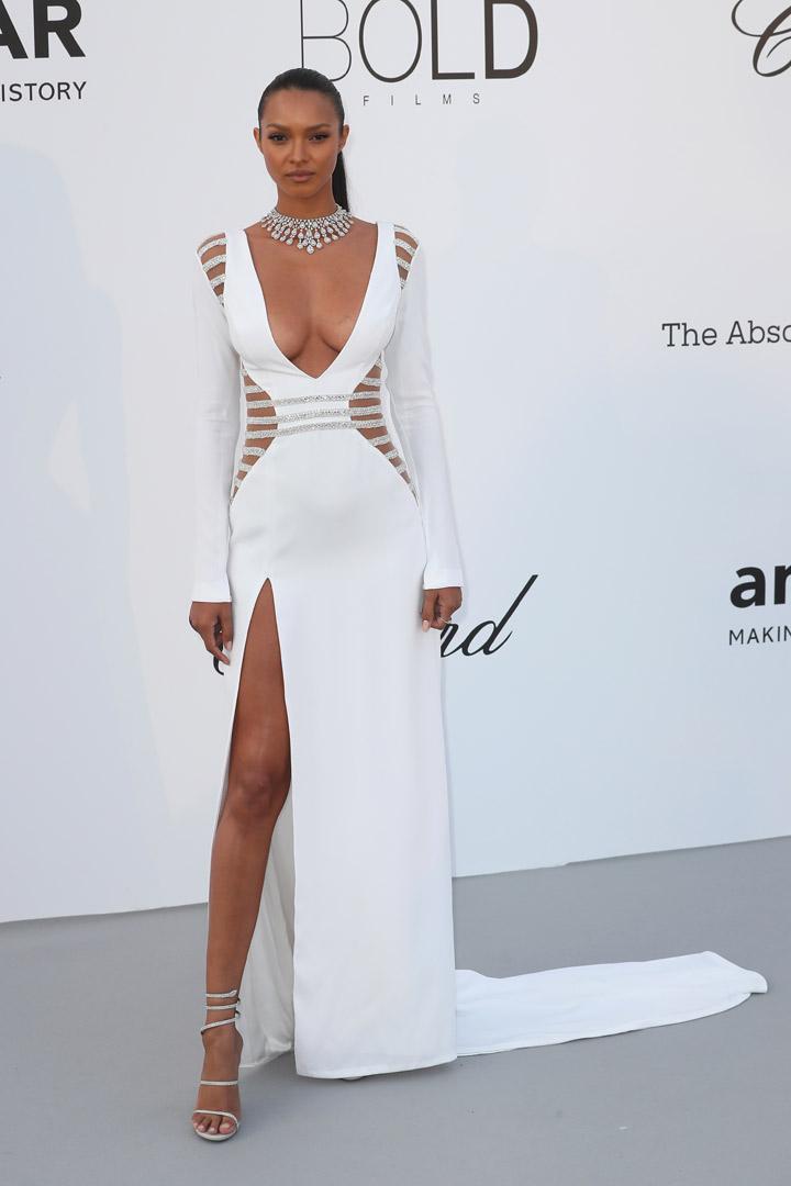 Lais Ribeiro Gala amfAR 2018 Cannes