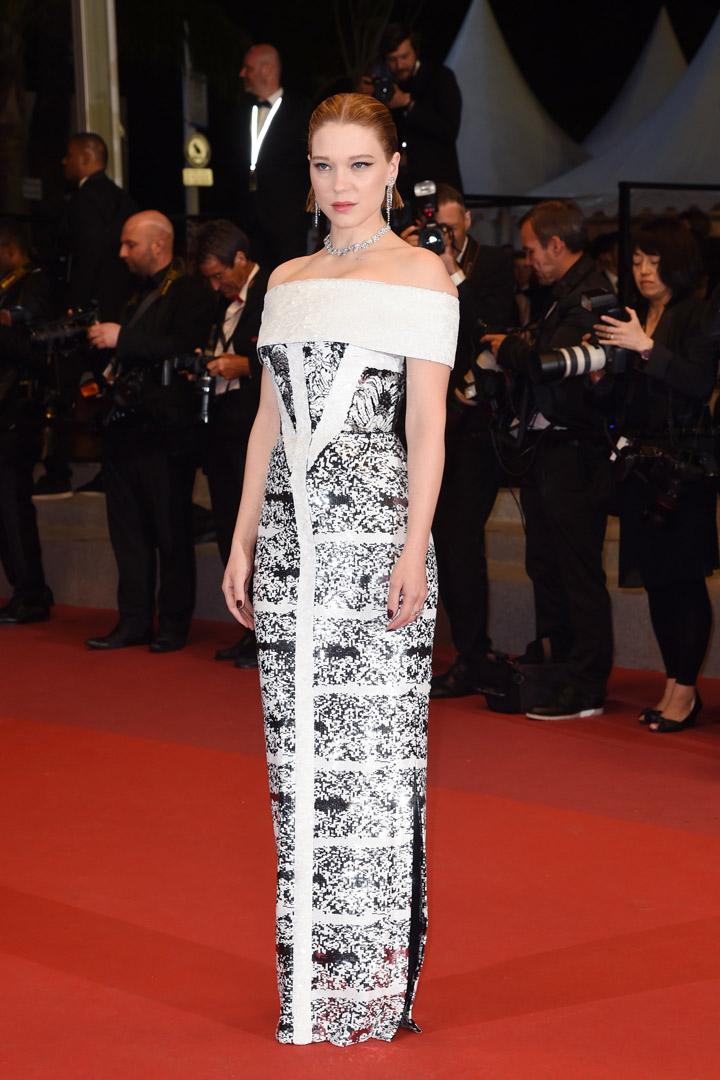 Lea Seydoux Cannes 2018