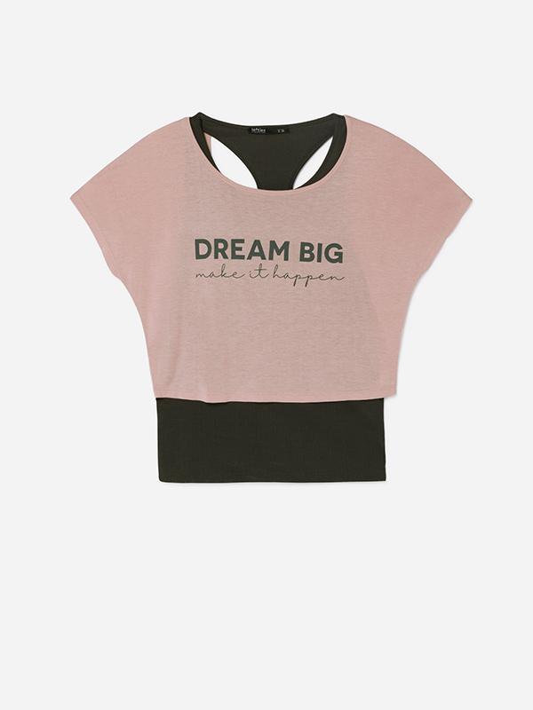Camiseta doble de la colección Lefties Sportswear SS 2019