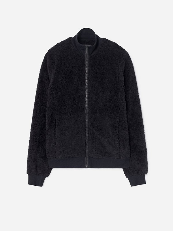 Chaqueta efecto pelo de la colección Lefties Sportswear SS 2019