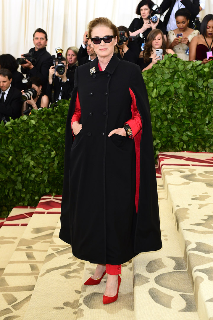 Lisa Love Looks Met Gala 2018