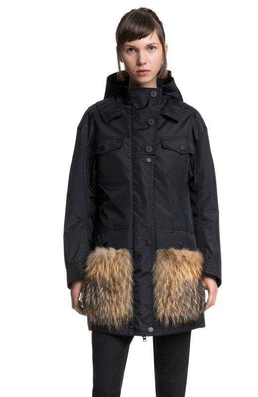 look de esquiar abrigo bimba y lola