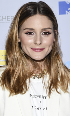 Looks beauty Olivia Palermo