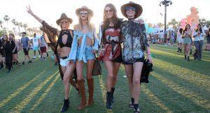 Coachella 2017: Los mejores looks de las celebrities
