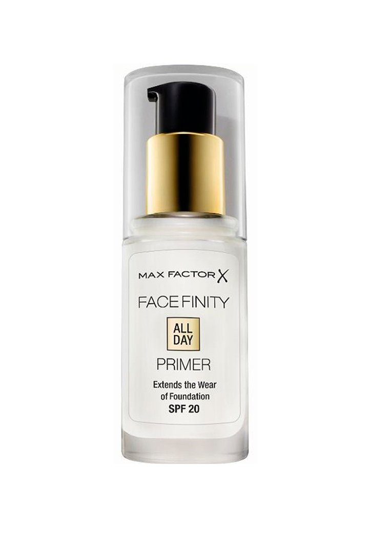 Base de maquillaje Face Finity All Day Primer SPF 20 Max Factor