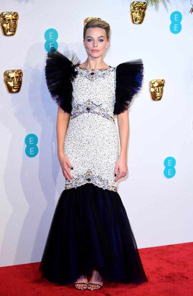 Margot Robbie Premios BAFTA 2019