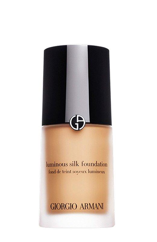 Mejores bases de maquillaje giorgio armani luminous silk foundation