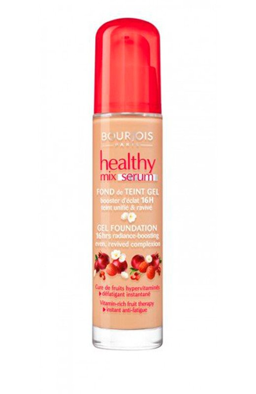 Mejores bases de maquillaje bourjois healthy mix serum