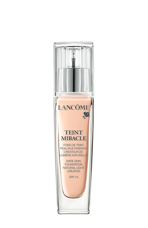 Mejores bases de maquillaje lancome teint miracle