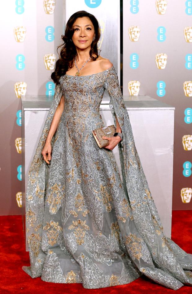 Michelle Yeoh Premios BAFTA 2019
