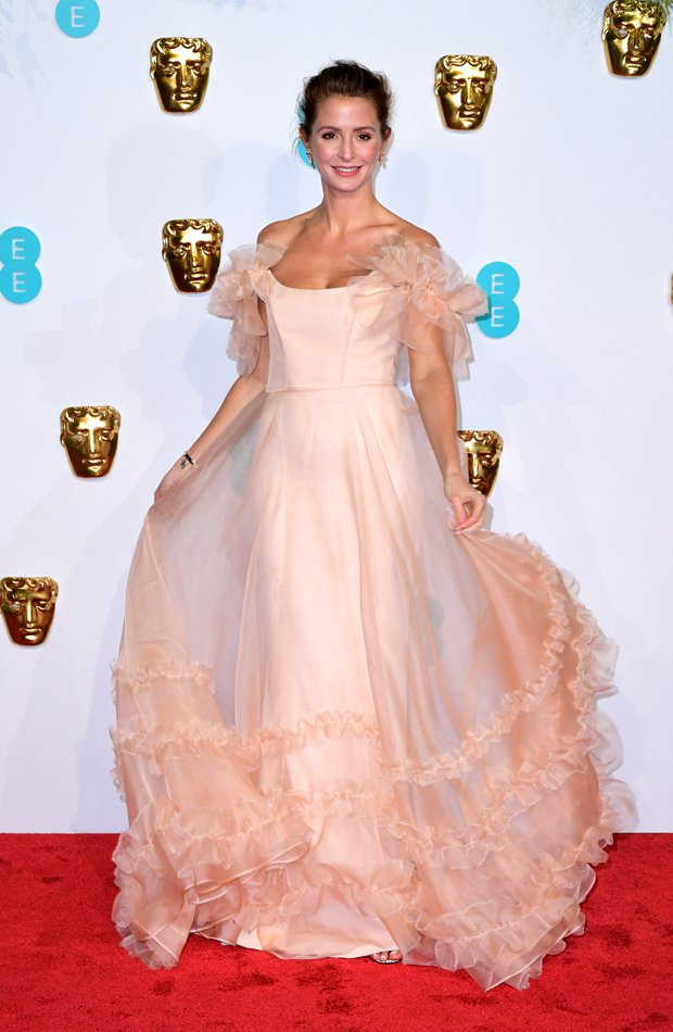Millie Mackintosh Premios BAFTA 2019