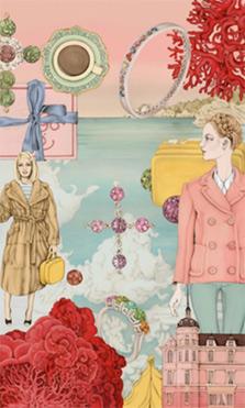 Wes Anderson inspira la nueva colección de Suárez