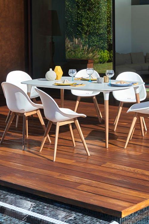Los mejores accesorios para decoraci n de terrazas for Muebles de terraza leroy merlin