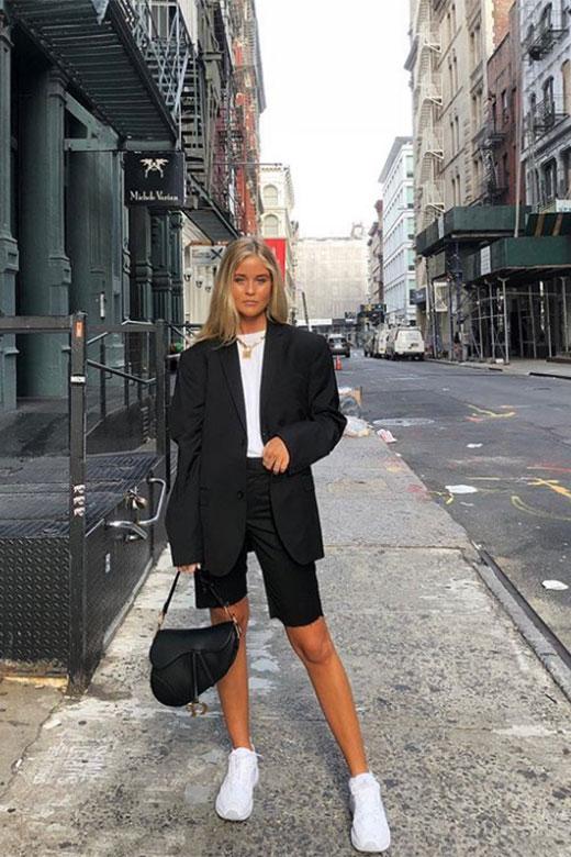 Josephine HJ en NYFW Sept 2018