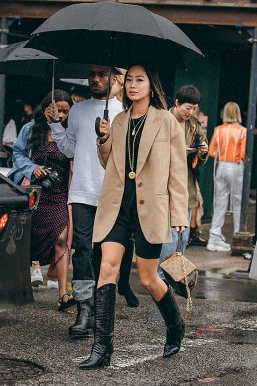 Song of style en NYFW Sept 2018