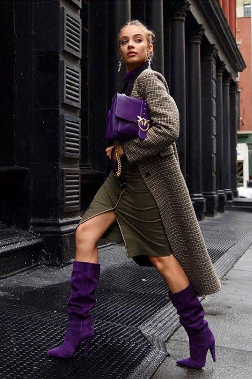Xenia en NYFW Sept 2018