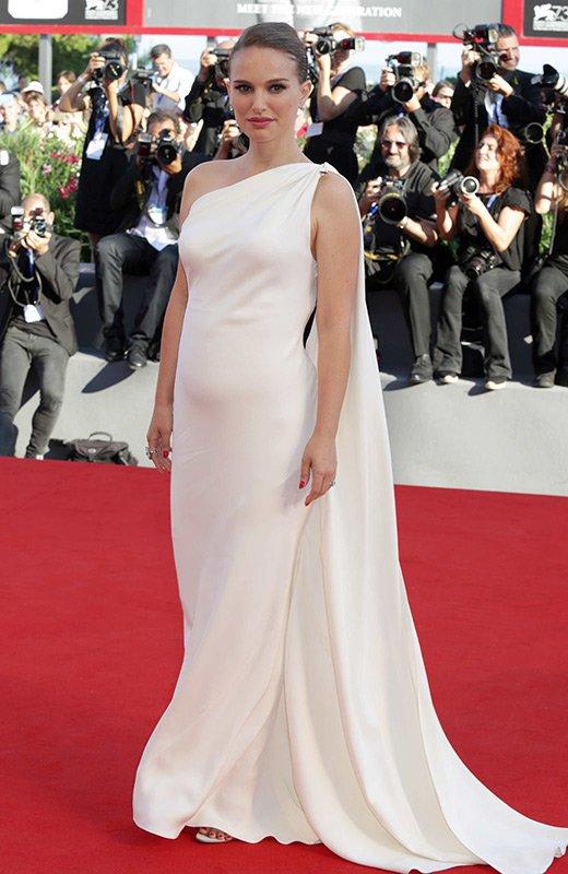 Natalie Portman Embarazada