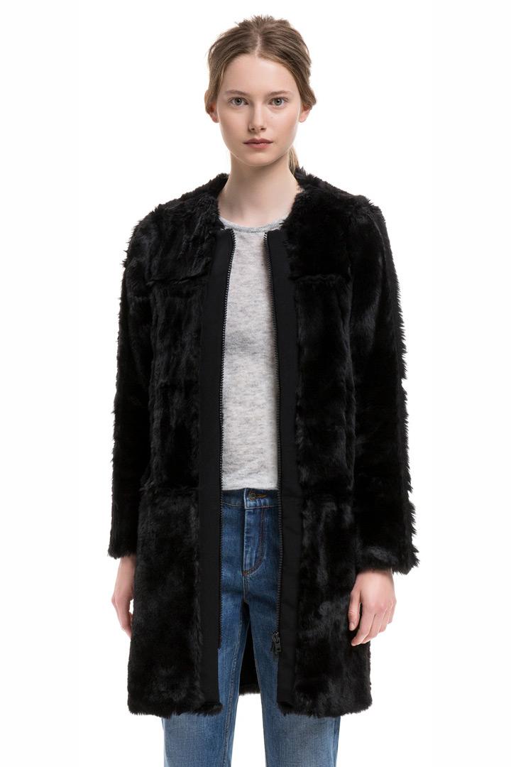 la mejor actitud 666f8 4baea Los mejores abrigos de pelo sintético - StyleLovely