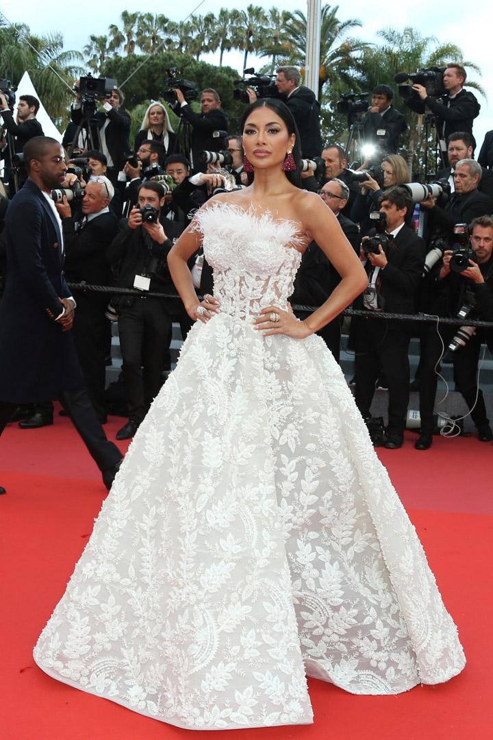 Nicole Scherzinger Cannes 2018