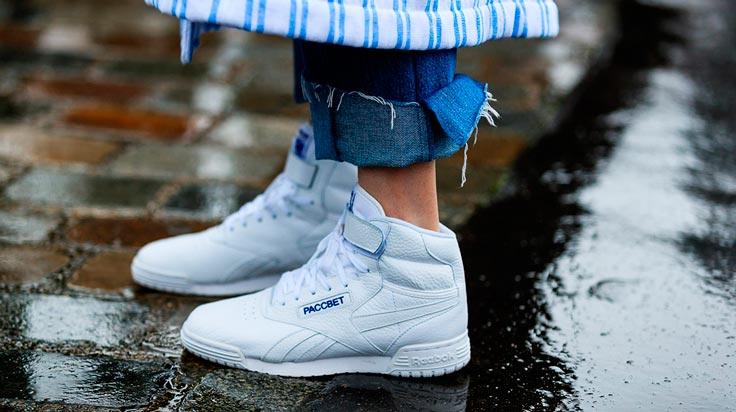 Novedades en zapatillas deportivas