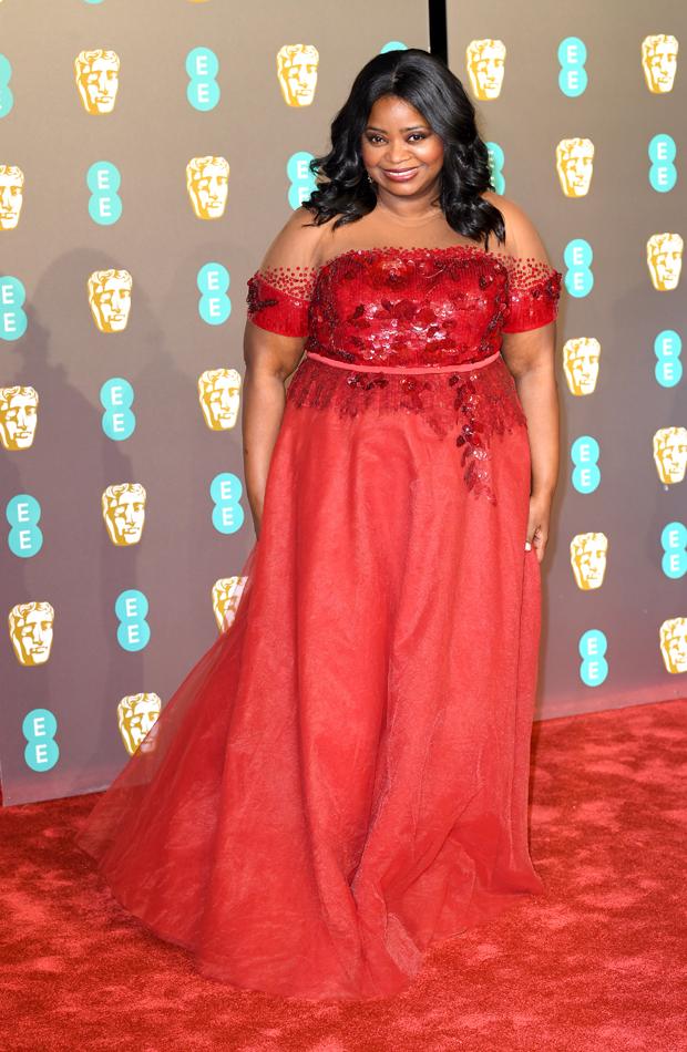 Octavia Spencer Premios BAFTA 2019