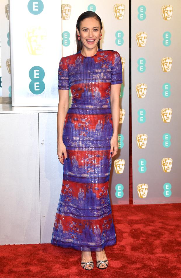 Olga Kurylenko Premios BAFTA 2019
