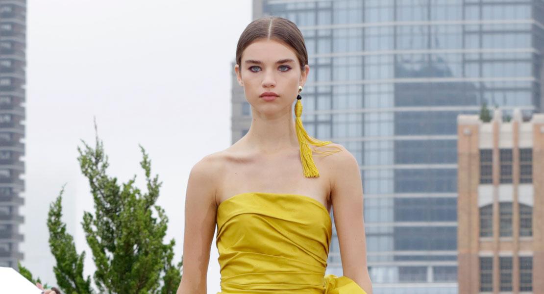 00e04f6b1 Oscar de la Renta Primavera Verano 2019 - StyleLovely