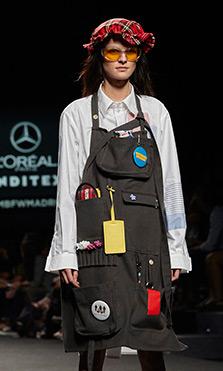 El Mercedes Benz Fashion Talent ya tiene nuevo ganador