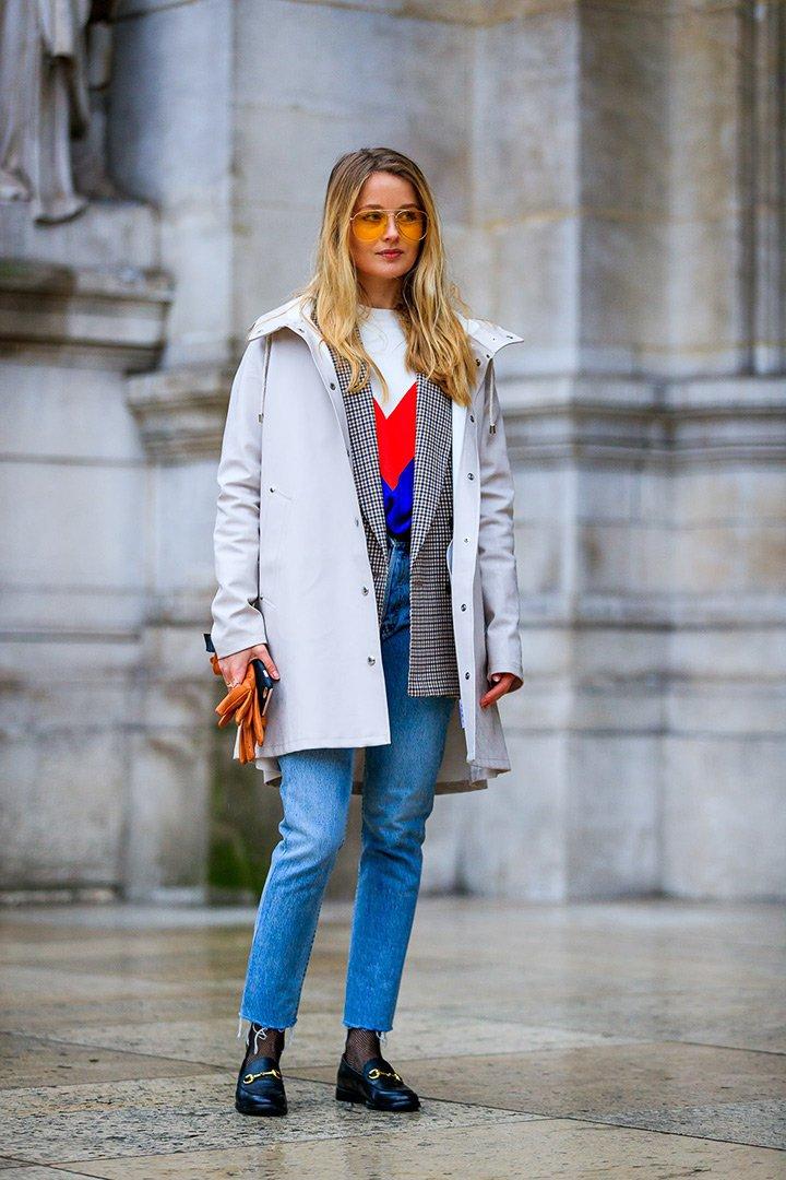 5556b232dd65 Street Style París Fashion Week 2017 - StyleLovely