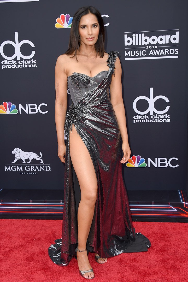 Padma Lakshmi Billboard Music Awards 2018