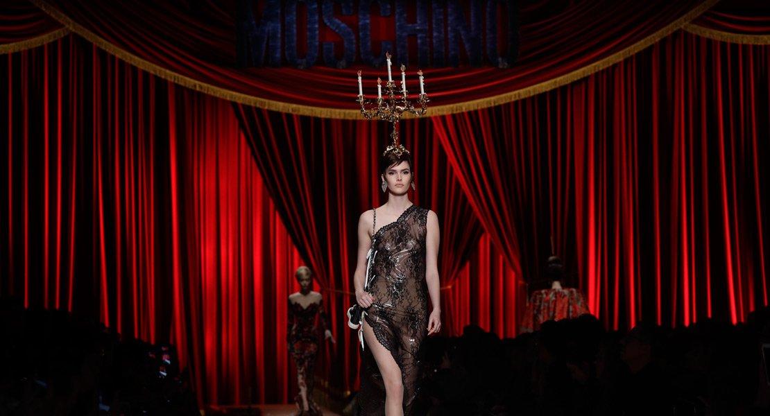 Pasarela Milan Fashion Week Moschino