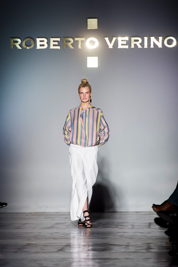 Pasarela Roberto Verino SS17 MBMFW