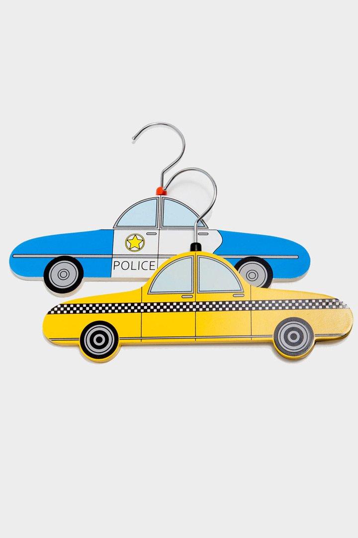 Perchas taxi de Zara Home almacenaje de juguetes