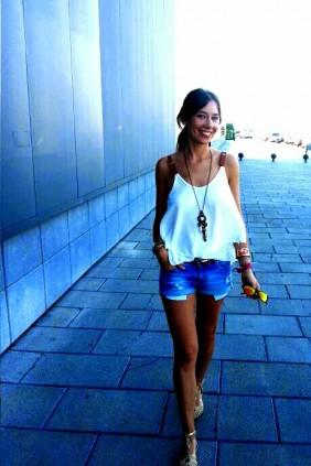 Silvia, Camiseta Okeysi