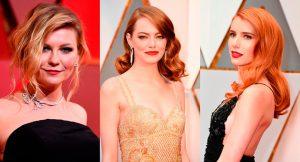 Los labiales que vimos en los Oscar 2017
