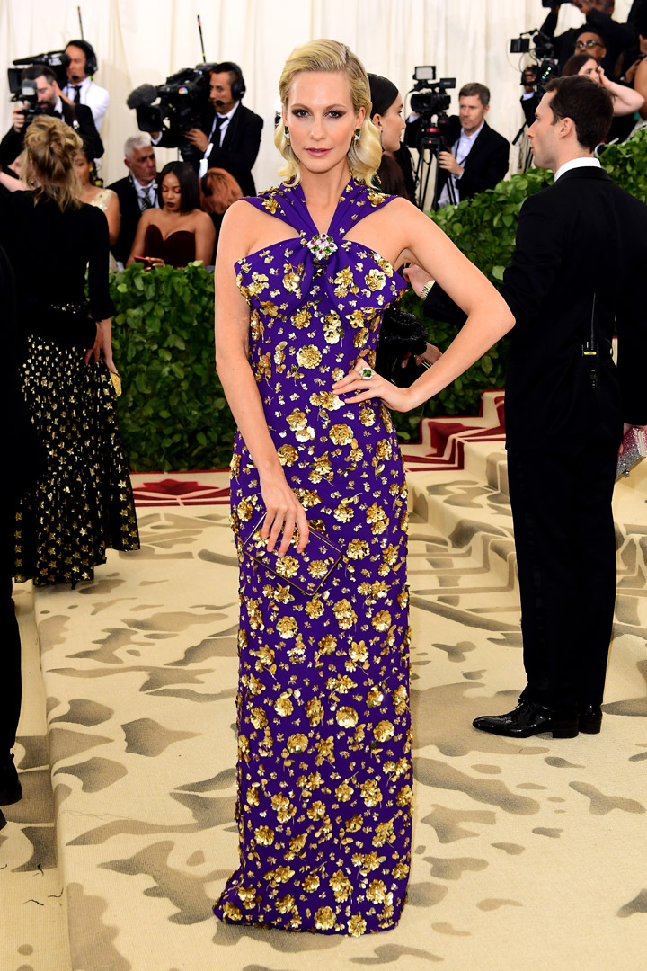 Poppy Delevingne Looks Met Gala 2018