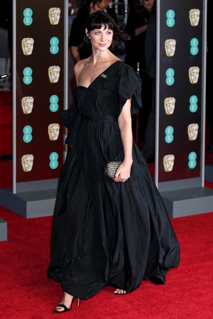 BAFTA 2018 Caitriona Balfe