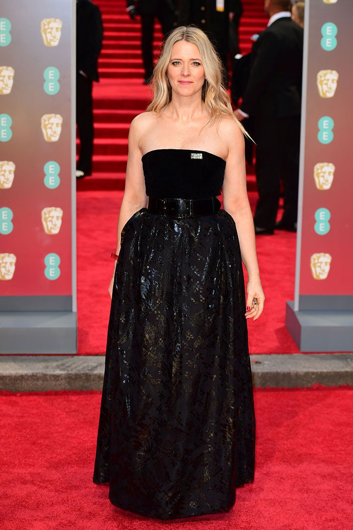 BAFTA 2018 Edith Bowman