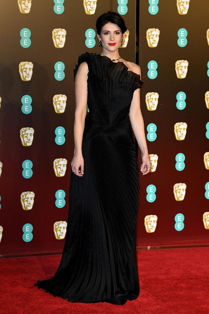 BAFTA 2018 Gemma Arterton