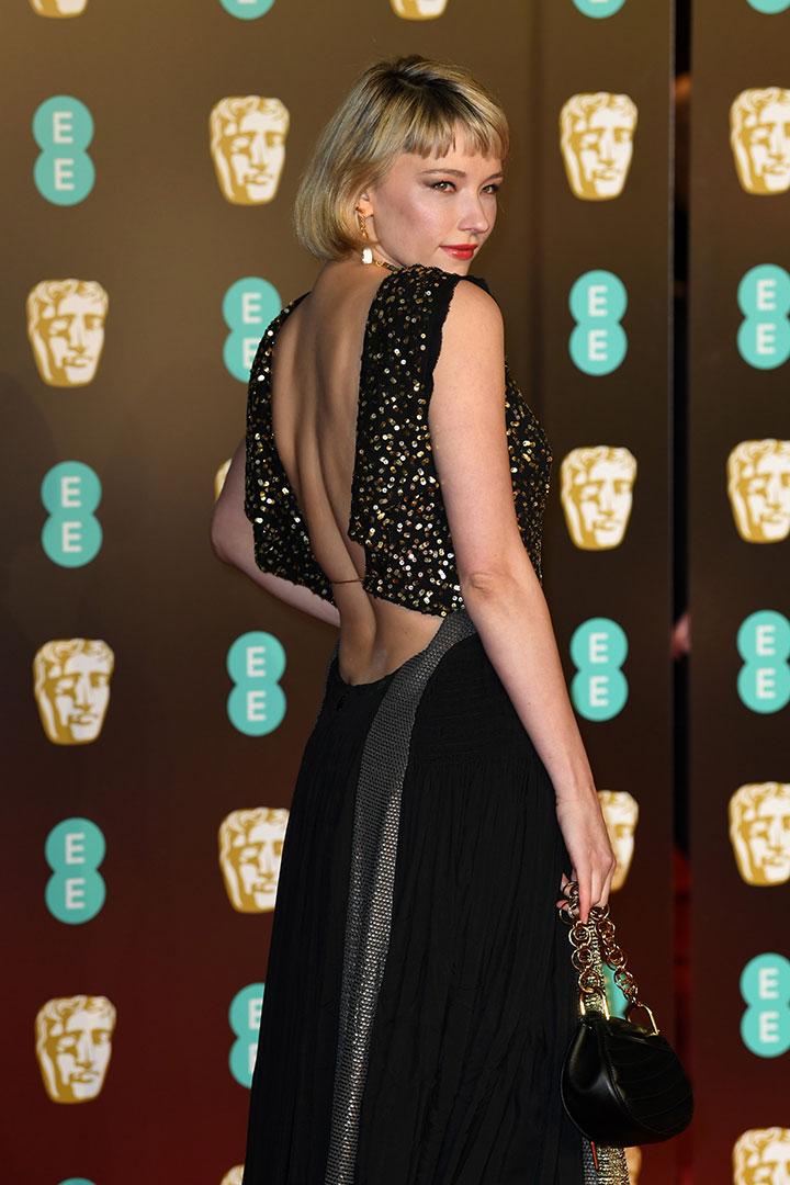 BAFTA 2018 Haley Bennett