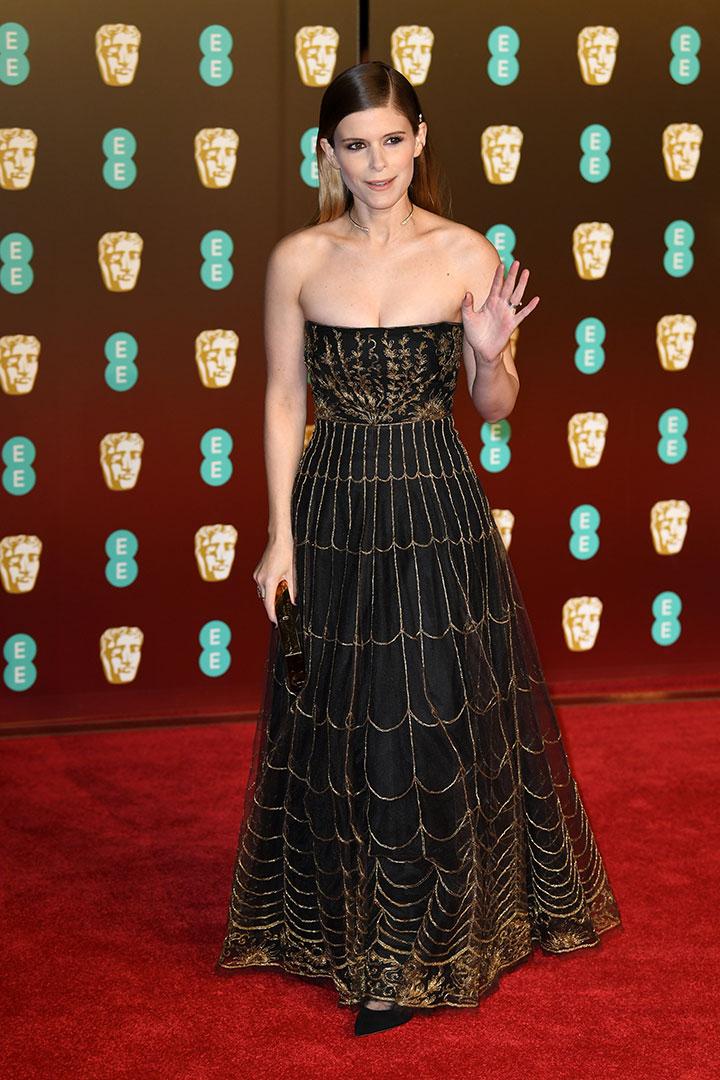 BAFTA 2018 Kate Mara