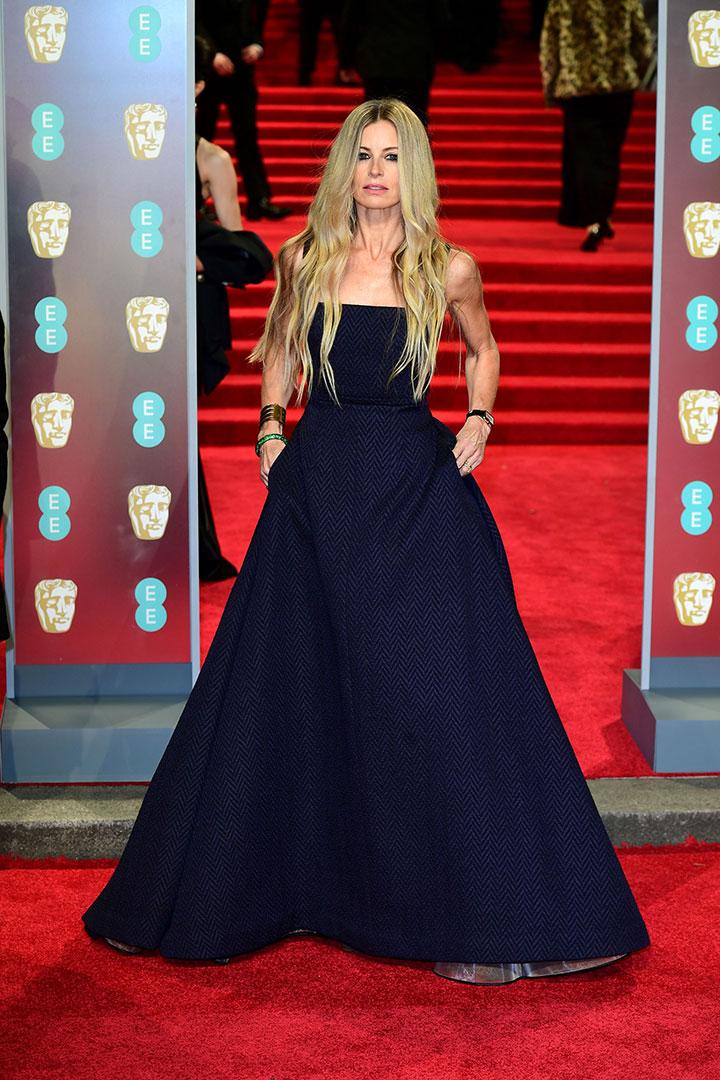 BAFTA 2018 Laura Bailey