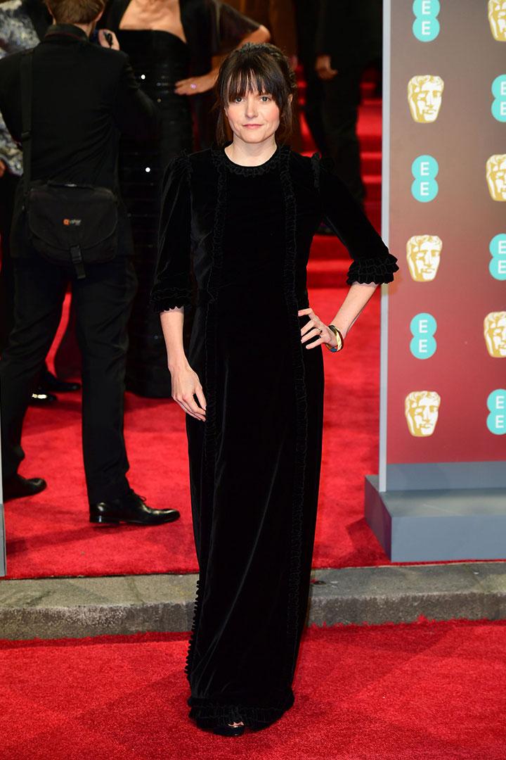 BAFTA 2018 Lucy Cohen